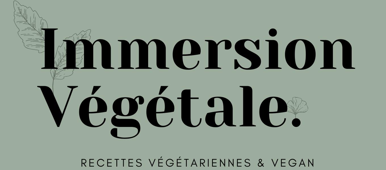 Immersion Végétale