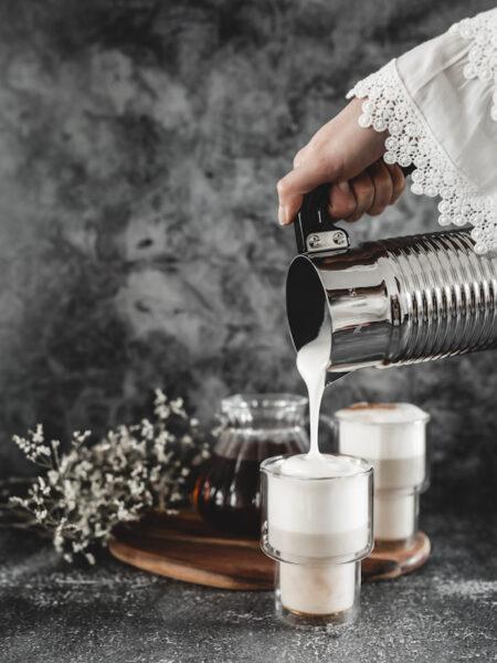 Recette chaï latte végétal vegan